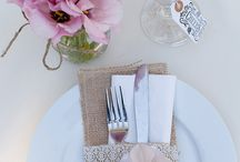 Place cards/ holders