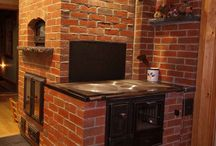 fireplace- masonry heater