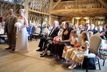 Wedding Venues - Tewin Bury Farm, Herts / Wedding venue