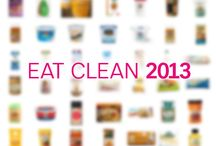 Eating clean / by Susana Ponce
