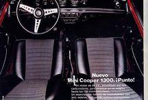 Authi Mini Cooper / Fotos de Mini Cooper fabricado en Pamplona (España) en los años 1973 a 1975