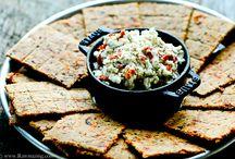 Raw Food Crackers