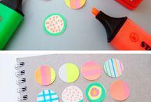 I Love Making Stickers / by DeeAnn