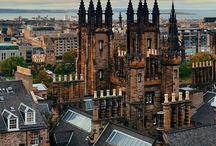 Scotland ☔