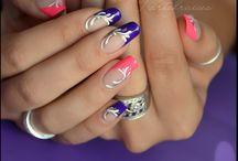 poze cu unghii
