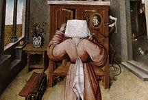 női fejfedő 15. század