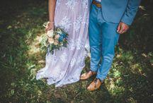 Markét & Jiří / Svatba - venkov / Country wedding