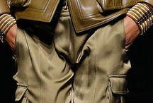 Fashions I love ! / Black, Brown  / by Barbara Edwards