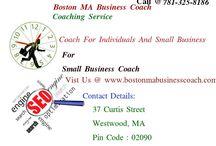 Boston Small Business Coach