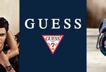 Montres Guess / nouvelle collection GUESS