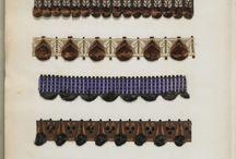 Ribbons & Trims samples