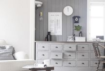 Interior design / Interior design inspiration.