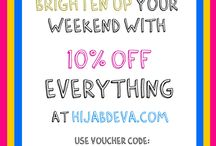 Hijab Deva News / Follow us on Facebook and Pinterest for all the latest deals and offers.