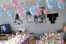 miniony pierwsze urodziny