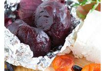 Simple Veg & Salads / by Baal Teshuva Journey