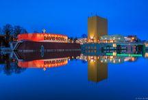 Groningen - Stad -City / Groningen City in The Netherlands