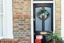 Christmas decorations / From your exterior to your interior, get ready for the festive season with these fabulous ideas!