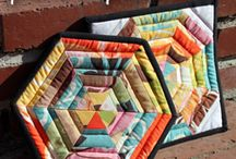 Fabrics & Quilts / by Ashley F