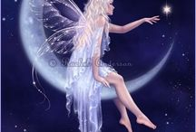 I Love Fairy Art