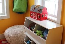 Play Room Ideas