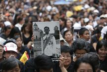 Passing of Thailand's King