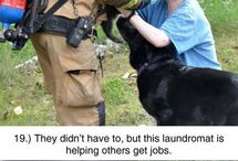 Heartwarming acts of kindness!
