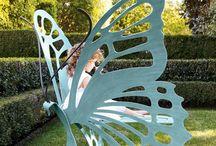 scaun fluture