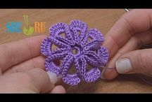CROCHET Videos / Videos teaching Crochet Stitches, Techniques and even Full Patterns / by Oombawka Design