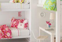 Girls' Rooms