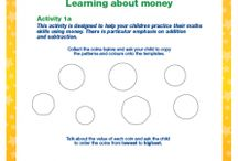 Maths Activities for 5 to 7 Year Olds (KS1) / A range of activities to encourage the learning and development of five to seven year olds, based on the Key Stage 1 National Curriculum. / by iChild.co.uk