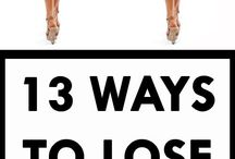 13 ways to lose hip fat