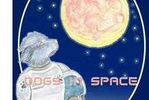 Dogs in Space / When you're on a mission to replace the moon what could go wrong? Well, just about everything... perhaps? http://www.astrosadventures.net