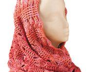 Crochet / Crochet pieces I love and ideas for future designs
