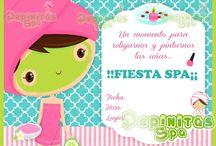 Fiesta spa clau