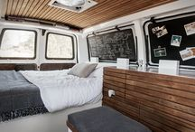 Project van camper