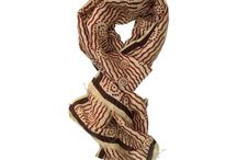 Go Wrap Frenzy With Scarves / Scarves are used to fashion purpose as well as to save your skin from damaging or avoiding unwanted attention too. Keep a black scarf always in your bag. Always comes handy