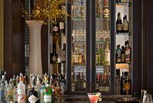 Bar area ideas