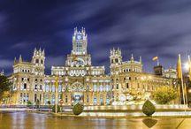 Spain Madrid / Madrid Palacio de Communicaciones