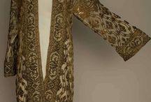 1920s evening coat
