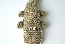 KnitPro lovesToys / Here are some knitted and crocheted toys we'd like to share with you.