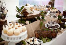 Candy Buffet - Dessert Buffet / Candy Bar - Dessert Bar - Miscellaneous Party Themes