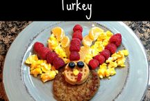 Thanksgiving Foods and Crafts