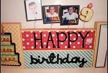 Birthday ideas / by Bonnie Gale