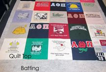 Ricky's t-shirt quilt
