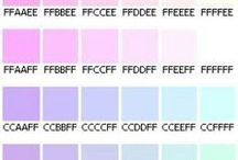 Pastel Hex Code