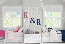 Cool ideas for kids rooms!