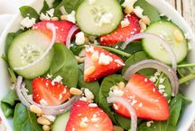 Super salads / Yummy salad ideas