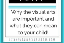Art Quotes and Inspiations for children workshops