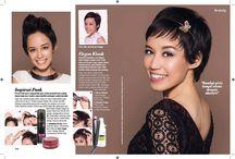 Beauty / Still ... ( makeup portofolio )