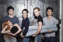 Shadowhunters Mortal Instruments